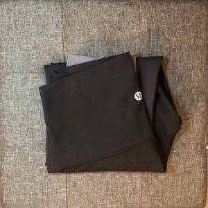 Lululemon Wunder Under Full-on-Luxtreme 31""